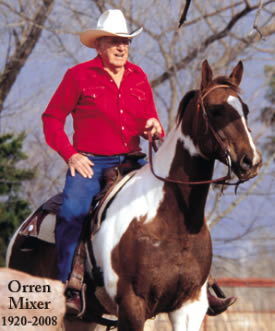 Equine artist Orren Mixer dies | Horsetalk - International