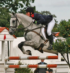 Oliver Townend Wins Burghley Horse Trials