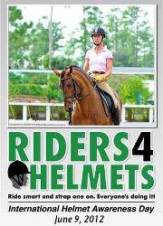 riders4helmets 2012