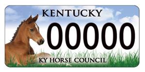 kentucky-plate