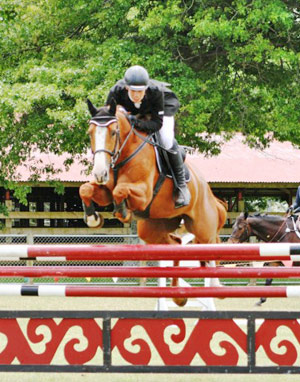CSI-W Dannevirke in New Zealand will be the first event to use the new FEI online Entry System for Jumping Events.