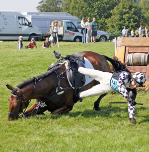 The high prevalence of concussion in equestrian sport was recognized at the most recent Concussion in Sport conference.