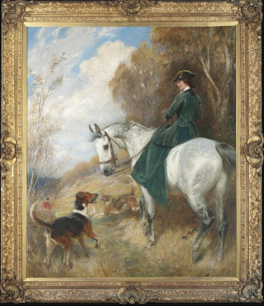John Charlton's The Pride of the Hunt.