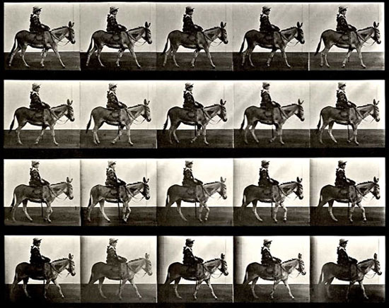 Even after Eadweard Muybridge's work was produced, many artists still got horse motion wrong.