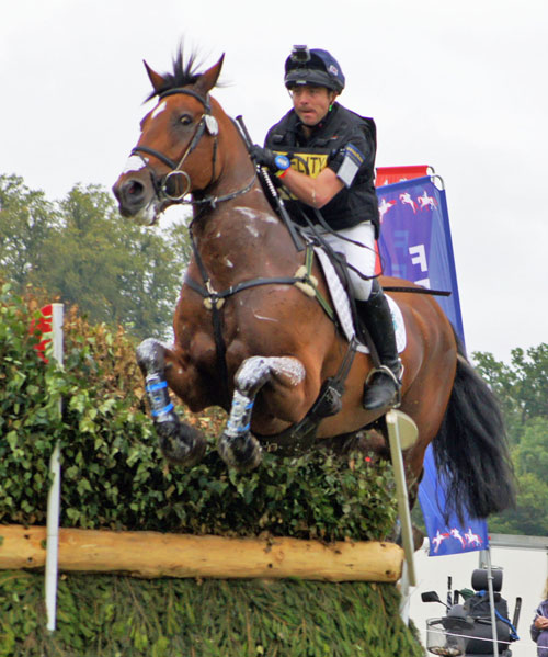 Ben Hobday (GBR) on Mulry's Error