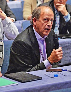 US Equestrian Federation Secretary General John Long.