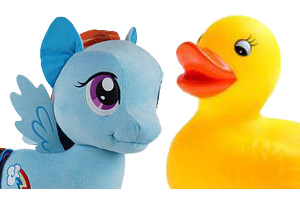 pony-duck