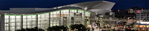 Omaha's Century Link Center.