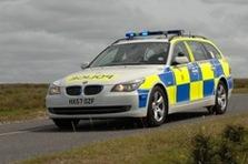 british-police-car-hampshire