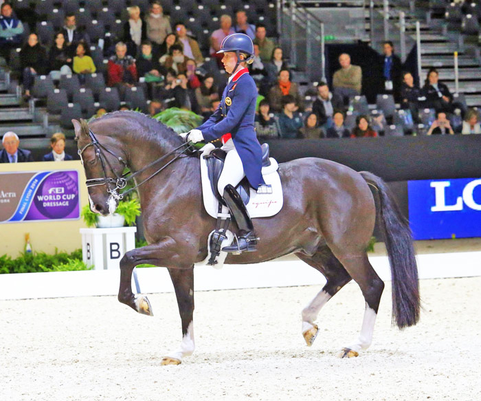 Charlotte Dujardin and Valegro. © PSV J.Morel
