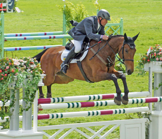 Andrew Heffernan (NED) and Millthyme Corolla