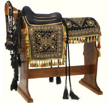 El Thabi's saddle.