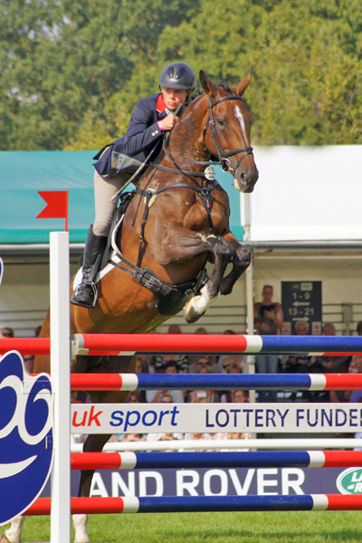 7th: Izzy Taylor and KBIS Briarlands Matilda (GBR).