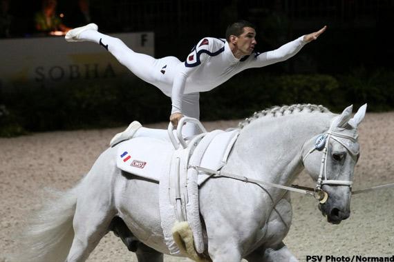 French team vaulter Anthony Presle.