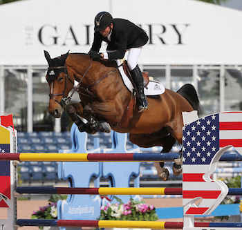 Eric Lamaze and Rosana du Park.