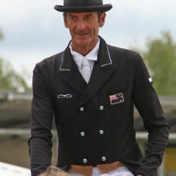 Mark Todd to lead NZ's Olympic eventing team to Rio