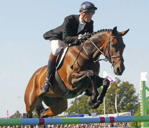 10th: William Fox-Pitt (GBR) and Fernhill Pimms