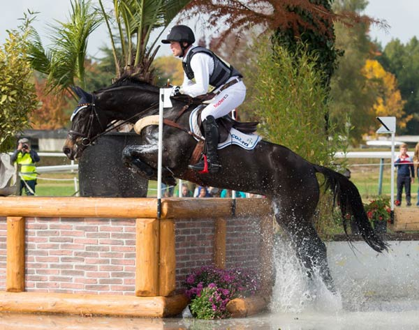 "Michael Jung's first round on fischerRocana FST was ""sheer poetry""."