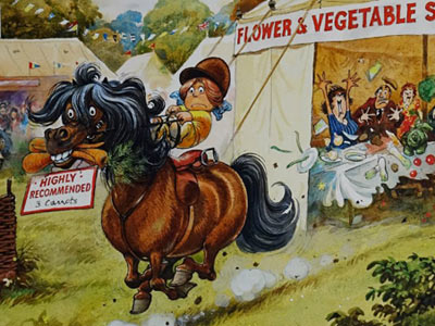 thelwell400