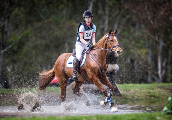 The Olivia Inglis Eventing Scholarship has been kick-started by the Scone Horse Trials Organising Committee, which donated the remainder of prizemoney from its March 2016 event for the memorial fund.