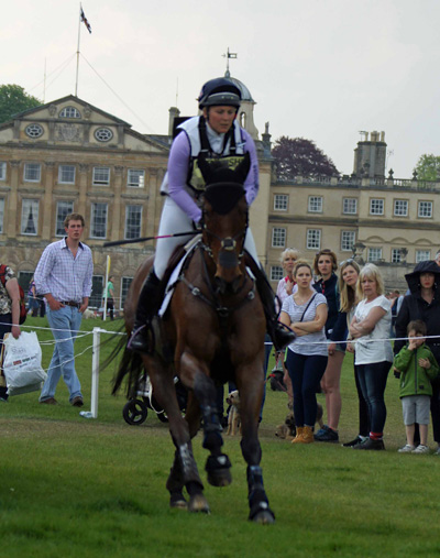 Gemma Tattersall (GBR) and Arctic Soul