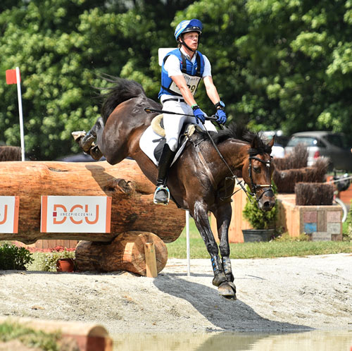 Ludwig Svennerstål and King Bob moved up from third after the dressage to take out the CIC3* Strzegom Horse Trials at the weekend.