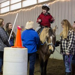 Let's talk horses: How hippotherappy is helping speech patients