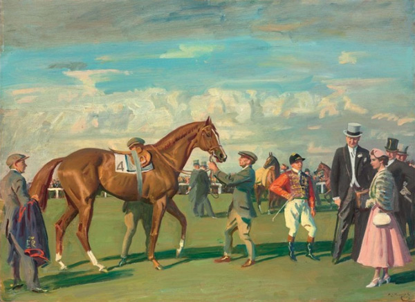 Sir Eric Horse Update: Famous Stubbs, Munnings Equine Works Up For Auction