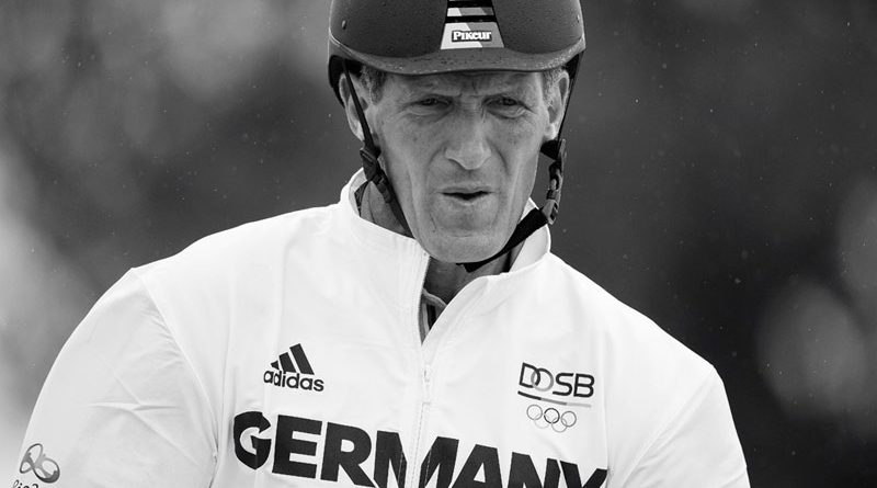 Ludger Beerbaum announced his retirement from the German national jumping team during the Rio 2016 Olympics.
