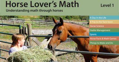 Horse Lover's Math – Understanding math through horses