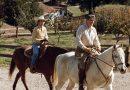 Ronnie Reagan's cowboy memorabilia up for auction