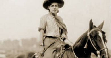 Two-Gun Nan – genuine cowgirl to the core