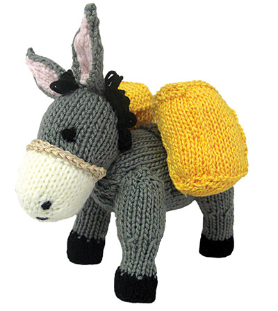 Knitting Patterns Donkeys Free : Craft project: Be a knit-wit and help out horses in need ...