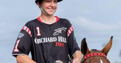 Polo community mourns death of 17-year-old Donovan Stratemann