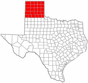 points leaders region texas