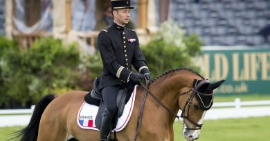 The dressage equation: Putting together training knowledge, rider aids, and equine biomechanics