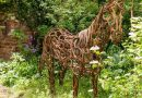 Gold medal for equine-themed garden at Chelsea Flower Show