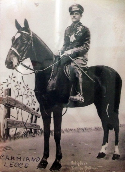 """In 1932, """"well-organized cavalry schools"""" still trained officers who were becoming military anachronisms but were dominating international equestrian competition."""