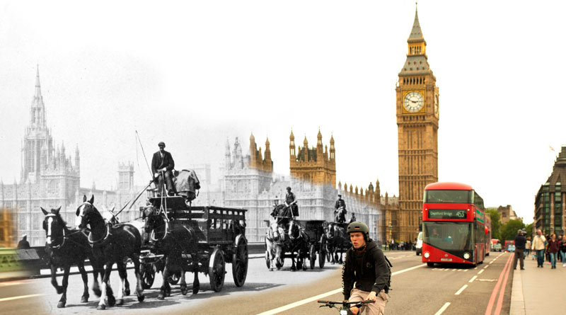 Westminster Bridge. © GL Archive, Alamy / SPANA