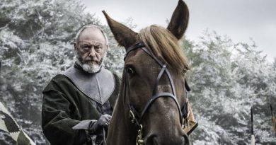 Liam Cunninghamas Davos SeaworthinGame of Thrones.
