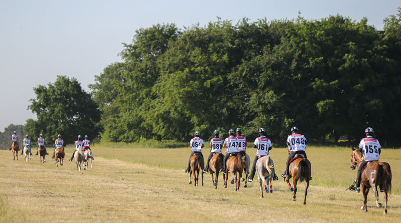 World's endurance elite flock to €2m feature event in Britain