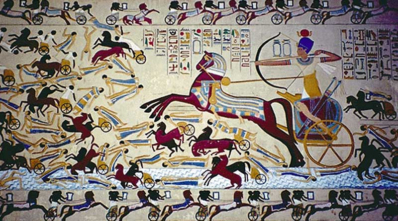 Some cultures, including Egyptian dynasties, left a rich record of their involvement with horses. However, the picture is far less clear when we go further back, toward the dawn of horse domestication.
