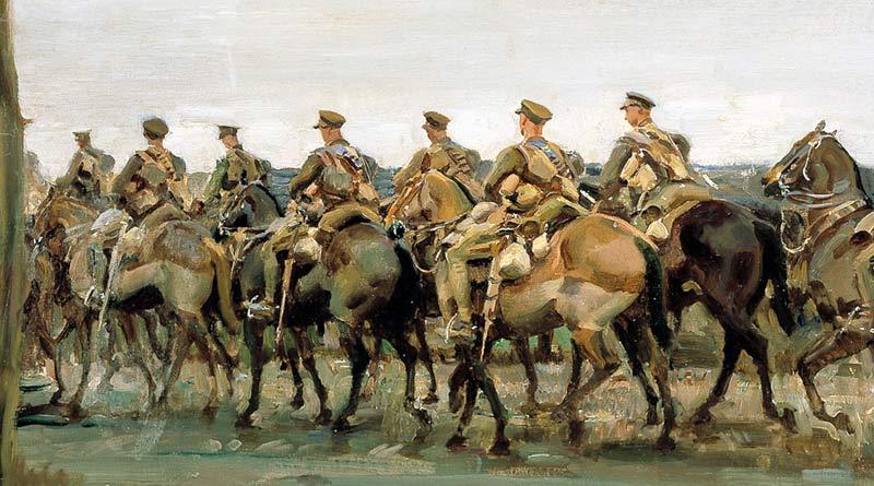 Racing Artist S War Horses Return To Uk For Special Show Horsetalk