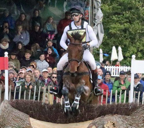 Harry Mutch (GBR) and HD Bronze.