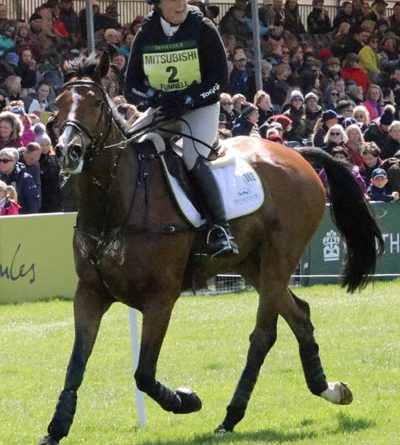 Pippa Funnell (GBR) and Majas Hope.