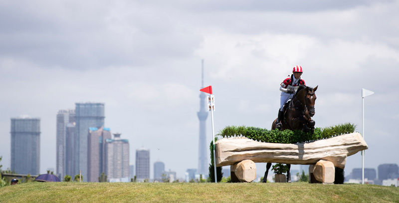 Tokyo's Olympic cross-country: 5 years in the making, 8 minutes to ride